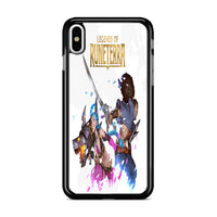 Jinx Yasuo Lol Legends Of Runeterra iPhone XS Case