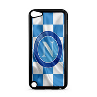 S.S.C. Napoli Logo Flag Wallpaper iPod 5 Case