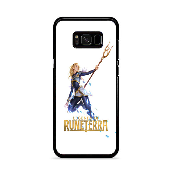 Lux Lol Legends Of Runeterra Samsung Galaxy S8 Case