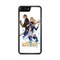 Lux Ezreal Lol Legends Of Runeterra iPhone 8 Plus Case