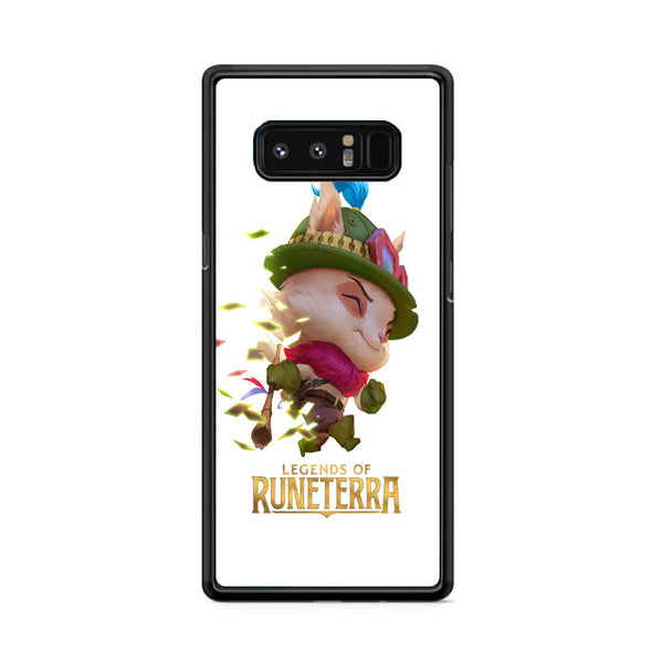 Teemo Lol Legends Of Runeterra Samsung Galaxy Note 8 Case
