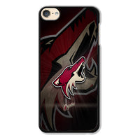 Arizona Coyotes Wolf Nhl Logo iPod 6 Case