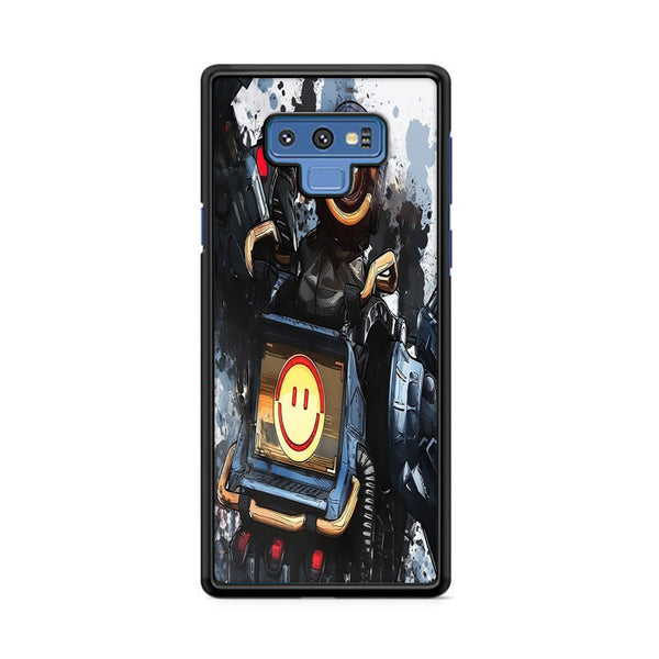 Apex Legends Pathfinder Fanart Wallpaper Samsung Galaxy Note 9 Case
