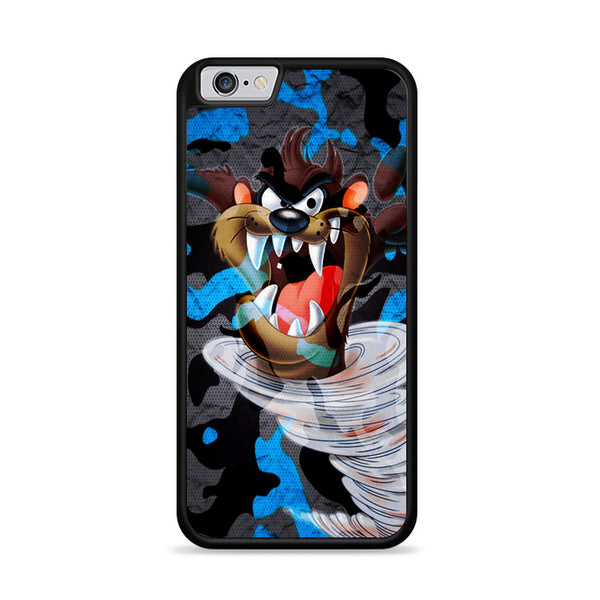Looney Tunes Tazmanian Camo iPhone 6 Plus|6S Plus Case