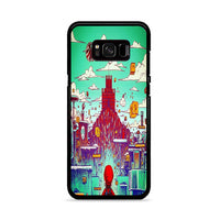 Super Mario World Art Samsung Galaxy S8 Plus Case