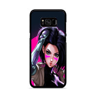 Alita Battle Angel Fanart Samsung Galaxy S8 Case