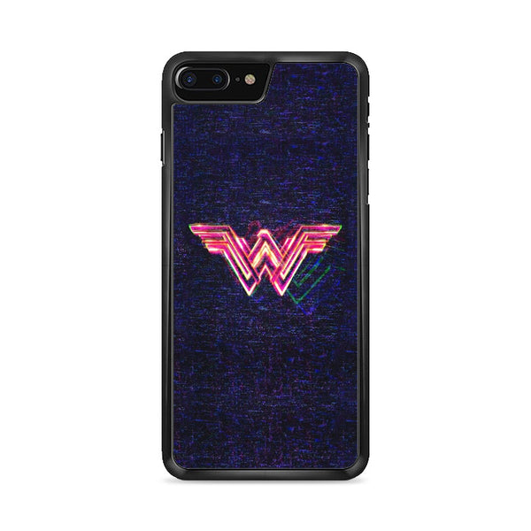 Wonder Woman 1984 Logo Aesthetics iPhone 8 Plus Case
