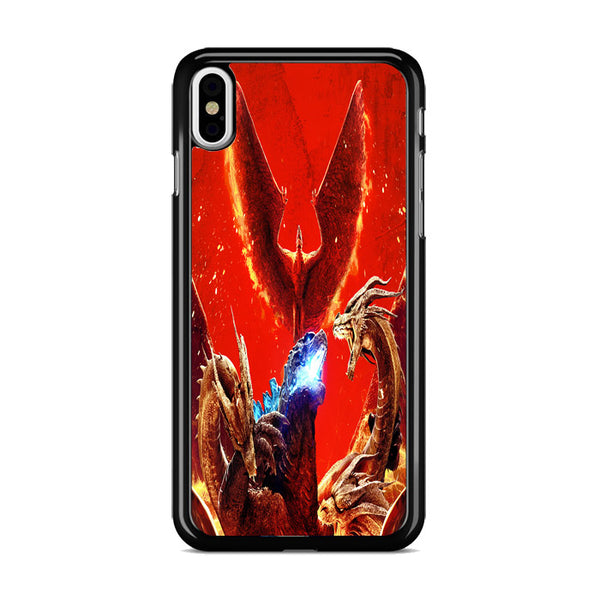 All Godzilla King Of The Monsters Red iPhone X Case