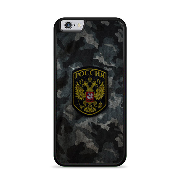 Poccnr Black Camo Wallpapers iPhone 6|6S Case