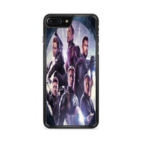 Avengers Endgame Characters iPhone 8 Plus Case