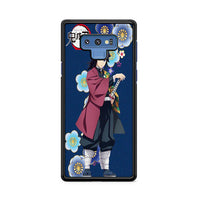 Demon Slayer Water Pillar Giyu Tomioka Samsung Galaxy Note 9 Case