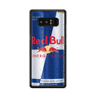 Red Bull 250 Ml Energy Drink Ice Cans Samsung Galaxy Note 8 Case | Miloscase