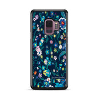 Vera Bradley New Pattern Moonlight Garden Samsung Galaxy S9 Plus Case