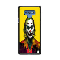 Joker 2019 Poster Joaquin Phoenix Yellow Samsung Galaxy Note 9 Case