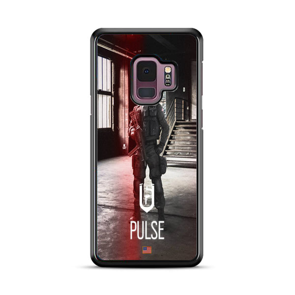 Rainbow Six Siege Pulse Tom Clancy Samsung Galaxy S9 Plus Case