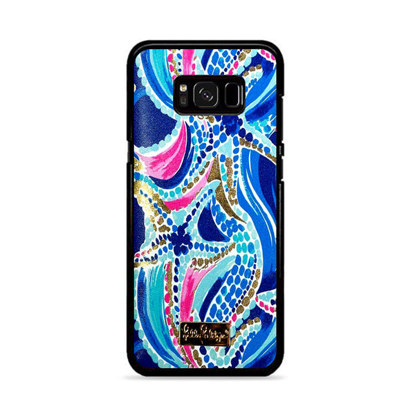 Lilly Pulitzer Ocean Jewels Samsung Galaxy S8 Plus Case