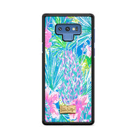 Lilly Pulitzer Multi Swizzle In Sf Samsung Galaxy Note 9 Case