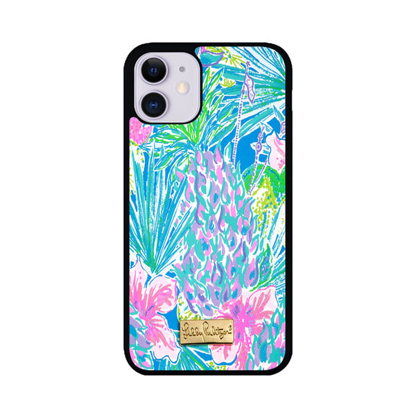 Lilly Pulitzer Multi Swizzle In Sf iPhone 11 Case