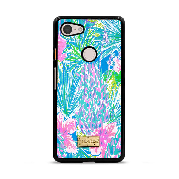 Lilly Pulitzer Multi Swizzle In Sf Google Pixel 3 Case