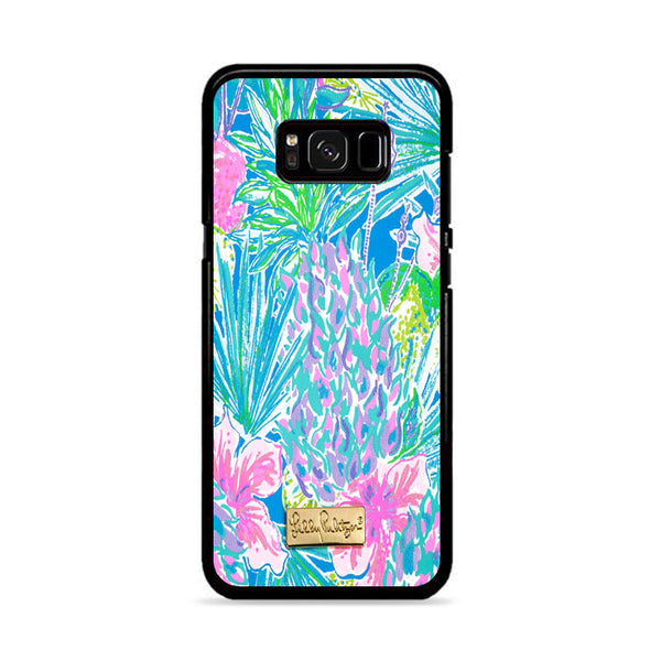 Lilly Pulitzer Multi Swizzle In Sf Samsung Galaxy S8 Case