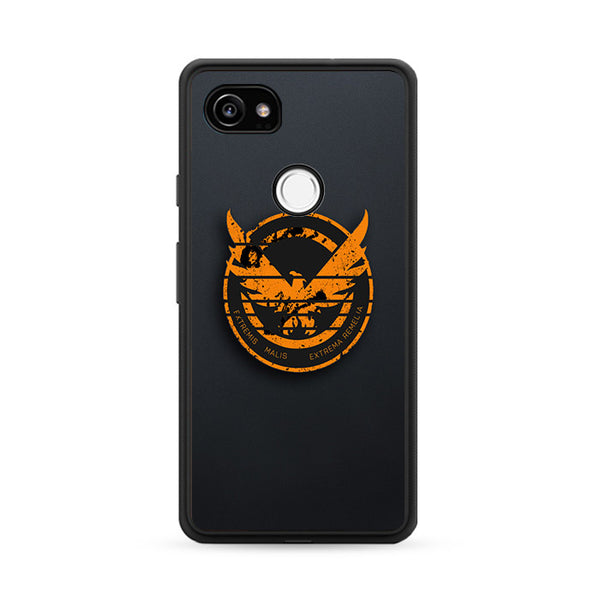 Tom Clancy The Division Symbol Google Pixel 2 XL Case