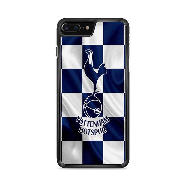 Tottenham Hotspur Fc Logo Flag Wallpaper Iphone 7 Plus Case Miloscase