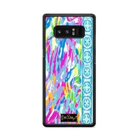 Lilly Pulitzer Sparking Sands Samsung Galaxy Note 8 Case
