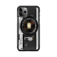 Canon Style Vintage Camera iPhone 11 Pro Case