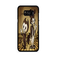 Bendy And Boris Dream Come True Samsung Galaxy S8 Case