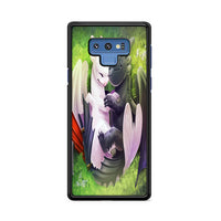 Night Fury And Light Fury Lovely Hugging Samsung Galaxy Note 9 Case