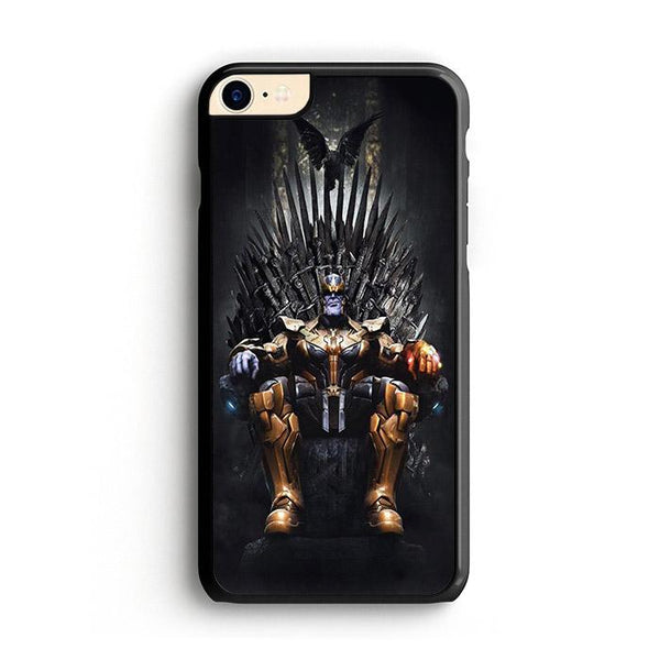 Thanos On The Iron Thrones iPhone 7 Case | Miloscase