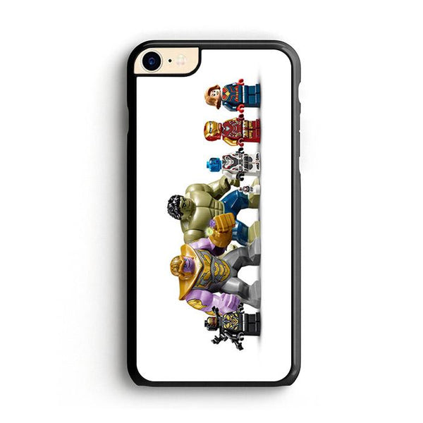 The Avengers Lego Official iPhone 7 Case | Miloscase