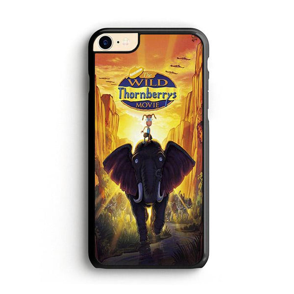 The Wild Thornberrys Movie iPhone 7 Case | Miloscase