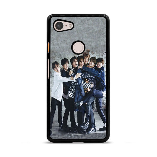BTS Kpop Hugs Photo Google Pixel 3 XL Case