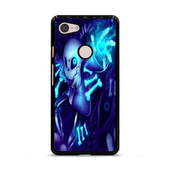 Undertale Sans Death Battle Google Pixel 3 XL Case