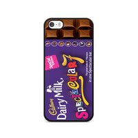 Cadbury Spectacular 7 Chocolate Bar iPhone 5|5S|SE Case