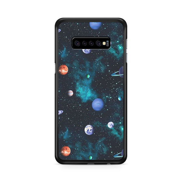 starlight in the galaxy amazing pattern Samsung Galaxy S10 Case