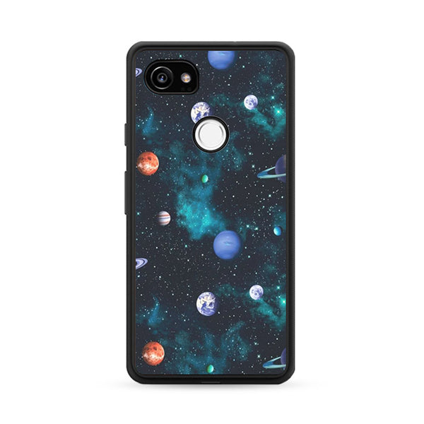 starlight in the galaxy amazing pattern Google Pixel 2 XL Case