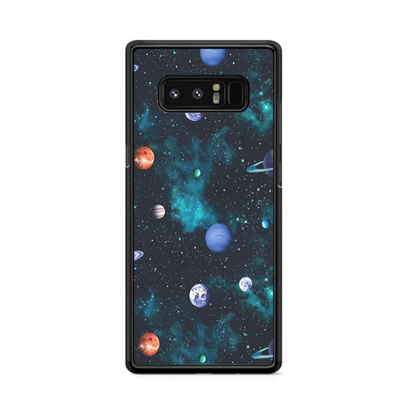 starlight in the galaxy amazing pattern Samsung Galaxy Note 8 Case