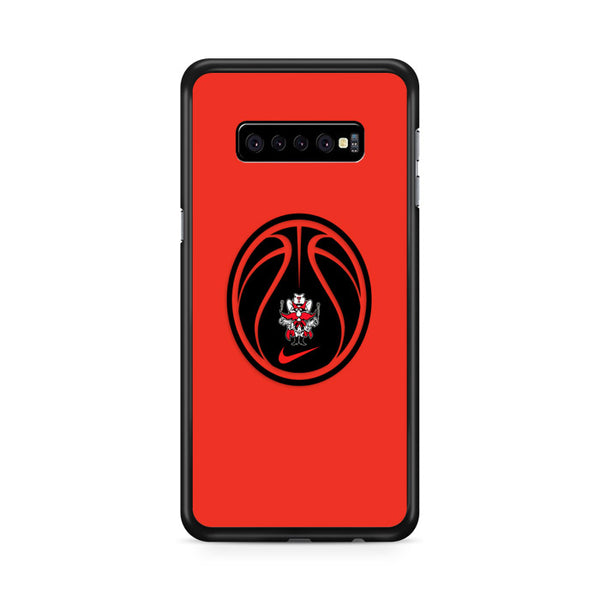 Texas Tech Red Raiders Basketball Logo Samsung Galaxy S10e Case