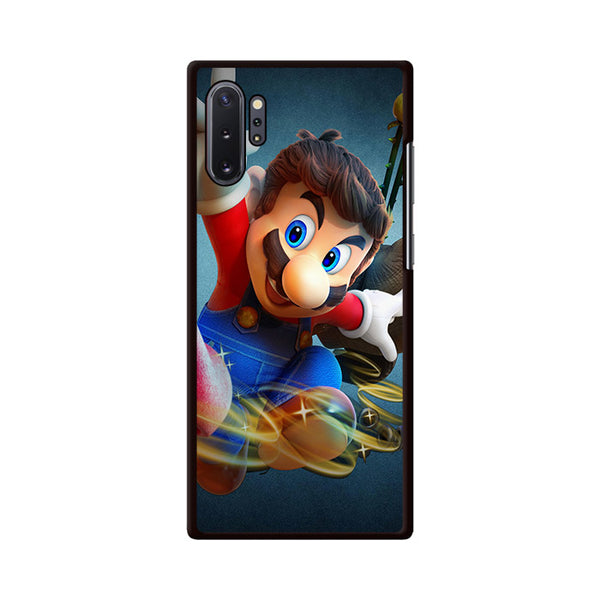 Super Mario Odyssey Samsung Galaxy Note 10 Plus Case