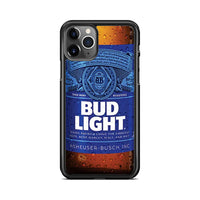 Bud Light Beer Bottle iPhone 11 Pro Case