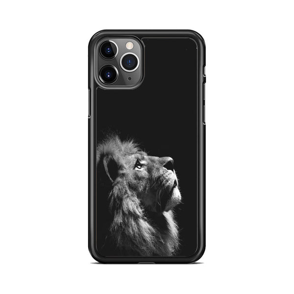 Vintage Lion Wallpaper iPhone 11 Pro Case