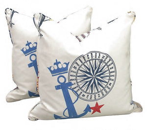 New Nautical Pillows