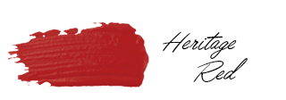 Mission Avenue Studio Paint Color Swatch: Benjamin Moore Heritage Red