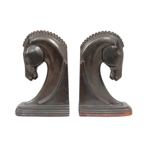 Metal Bookends Made by Dodge a Ray F. Dodge Factory