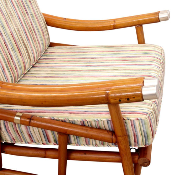 1970's Ficks Reed Chair