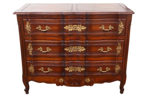 French Carved Provincial Dresser