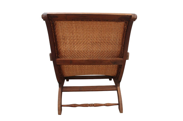 Vintage English Style Plantation Chair