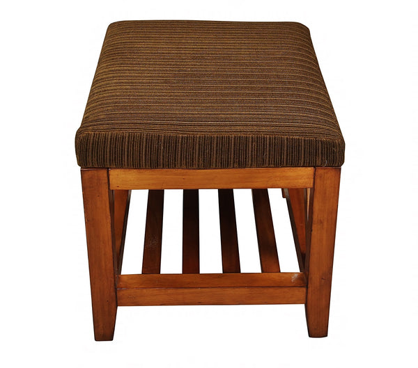 Solid Wood Stools 2